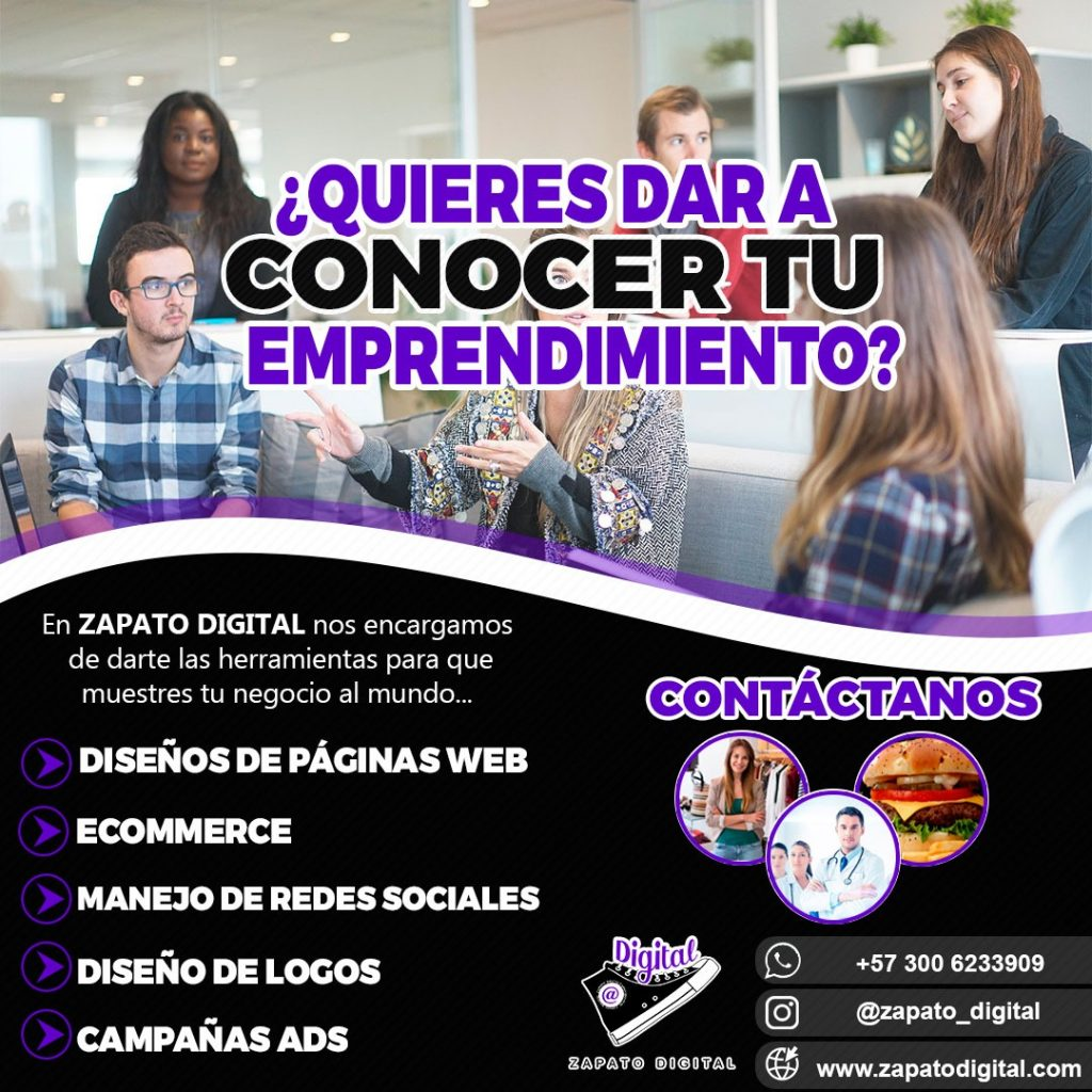 paginas web, ecommerce, marketing digital