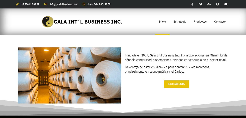 diseño web Estados Unidos