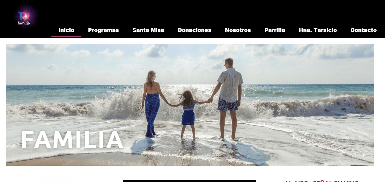 sitio web, Colombia